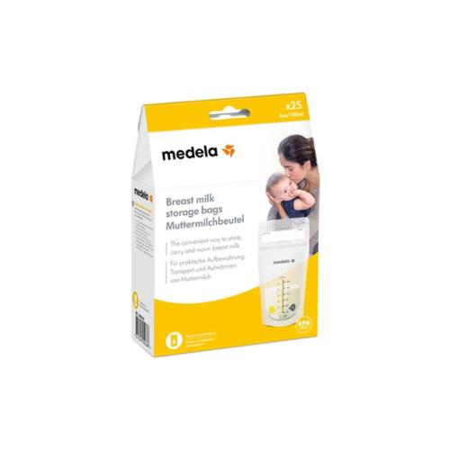 6041293-Medela-Saco-Conservação-Leite—180ml-x-25-unidades