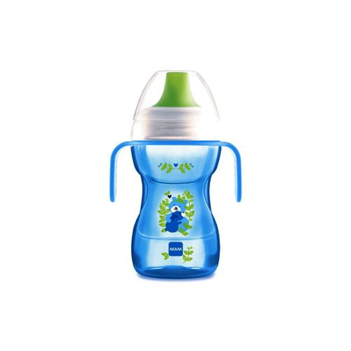6166355 MAM Fun to Drink Cup Copo 8m+ Azul Urso – 270ml