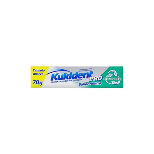 6176396-Kukident-Pro-Complete-Creme-Neutro-Prótese-–-70g