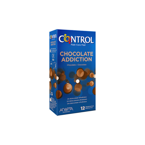 6292607-Control-Chocolate-Addiction-Preservativos-x12