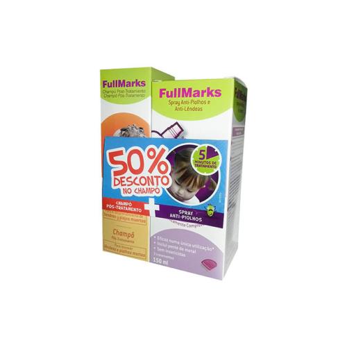 7471698-Fullmarks-Spray-+-Champô-com-Desconto-50%