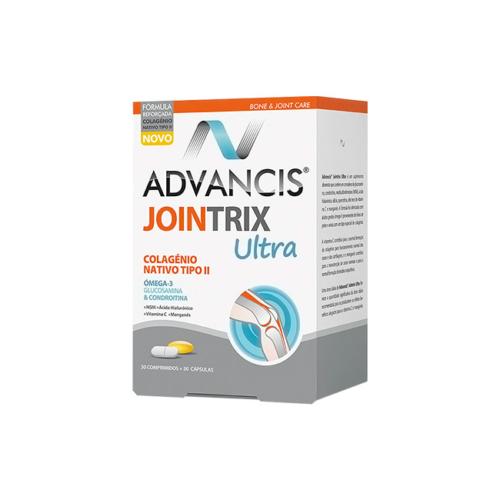 7762633-Advancis-Jointrix-Ultra—30-Comprimidos-+-30-Cápsulas