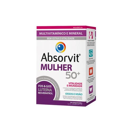 6267906-Absorvit-Mulher-50+—30-Comprimidos