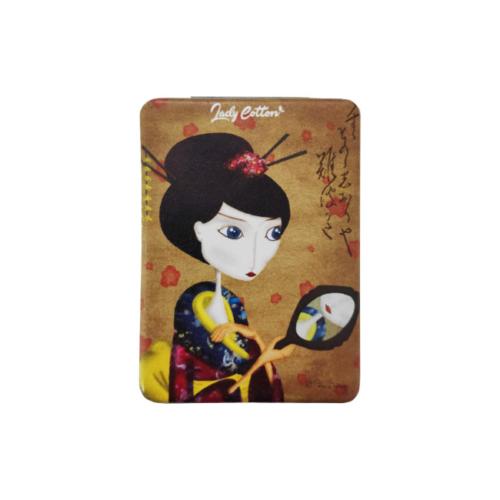 1009761-Lady-Cotton-Espelho-Duplo-Ilustrado-Asian