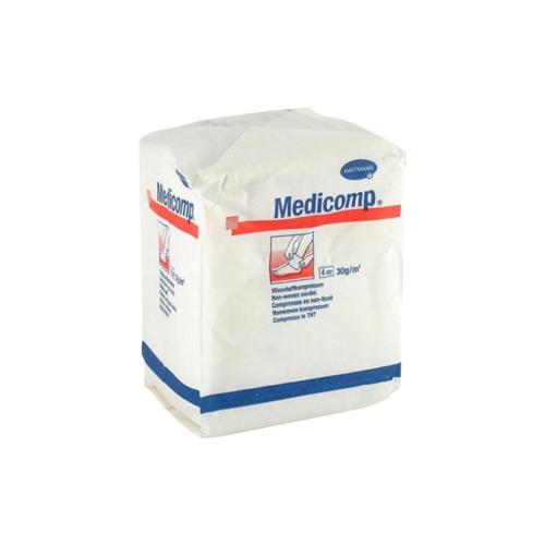 6704361-Medicomp-Compressas-5x5cm-X100