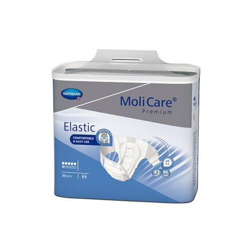 7516807-Molicare-Premium-Elastic-Fralda-6-Gotas-–-Tamanho-L-–-30-unid.