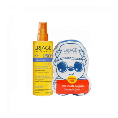 6363549-Uriage-Bariésun-Spray-Infantil-Spf50+-com-Oferta-Toalha