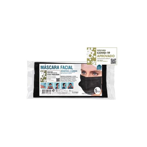 1010389-3-Máscara-Proteção-Individual-Descartável-Preta—5-máscaras