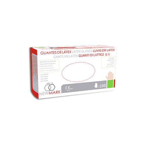 1011098-Newmark-Luvas-Látex-Tamanho-XL-sem-Pó—100-unid.