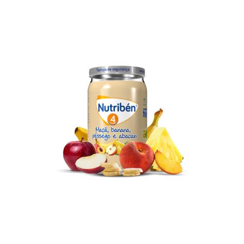 6289645-Nutribén-Boião-Maçã,-Banana,-Pêssego-e-Abacaxi—235g