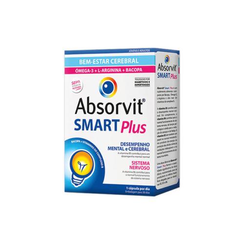 6686451-Absorvit-Smart-Plus—30-Cápsulas-com-Oferta-+10-Cápsulas