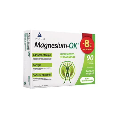 7393561-Magnesium-OK—90-Comprimidos-com-Preço-Especial