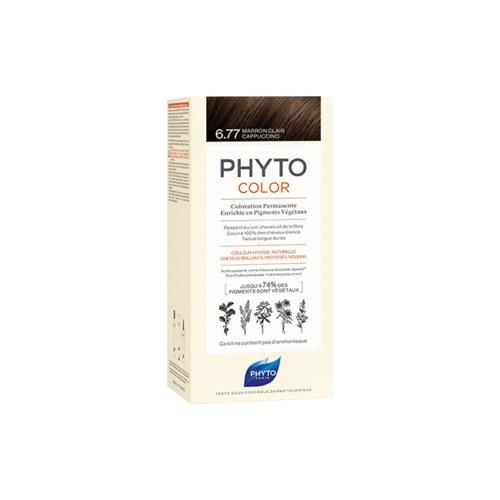 6240101-Phyto-Phytocolor-6,77-Louro-Escuro-Marron