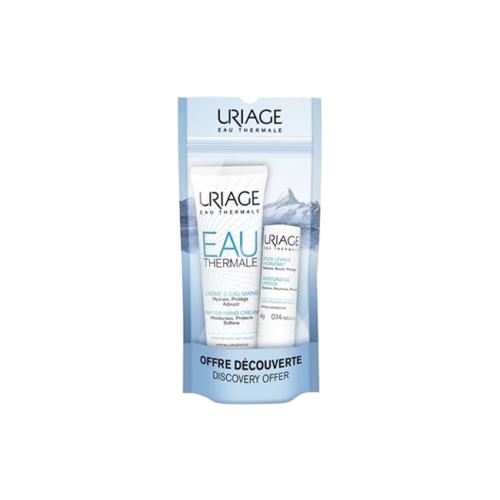 6047167-Uriage-Creme-de-Mãos-30ml-com-Oferta-Stick-Labial-Hidratante—4g